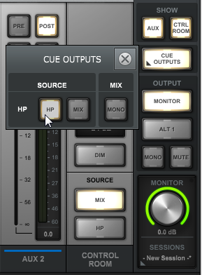 how to set up a headphone mix with apollo twin - Questions & Answers
