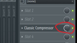 Effect Mix Knob in Plugin Menu (For Plugins with No Wet/Dry