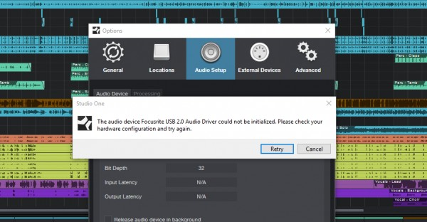 focusrite saffire 6 usb drivers windows 7 64 bits