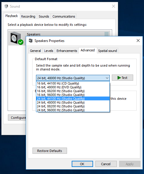 Must reboot windows to resync StudioLive mixer? - Questions