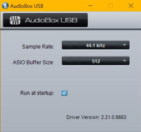 presonus audiobox usb driver windows xp
