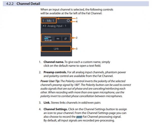 presonus studio one 2 professional manual