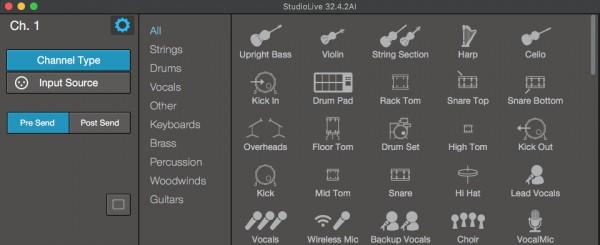 StudioLive 32.4.2 DEMO's VSL on UC 2.8