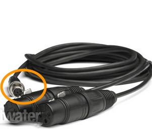 Image of HP2 cable adaptor