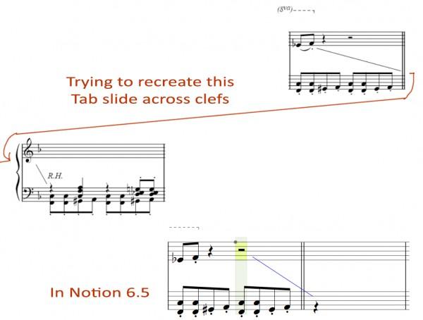 tab slide image